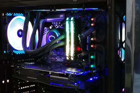Montage PC gamer