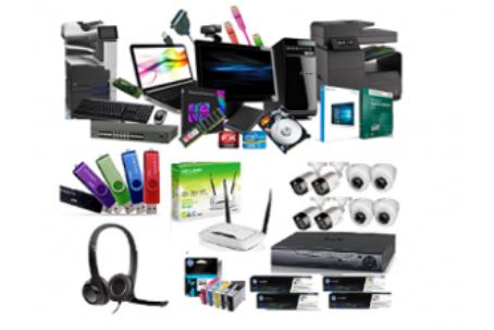 Vente accessoires, produits high tech, ordinateurs fixes et portables…